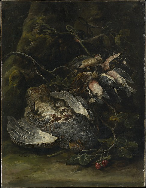 A Partridge and Small Game Birds