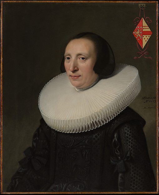 Margaretha van Clootwijk (born about 1580/81, died 1662), Wife of Jacob van Dalen