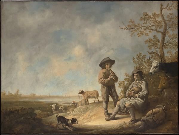 Piping Shepherds
