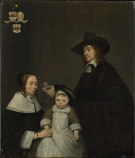 The Van Moerkerken Family