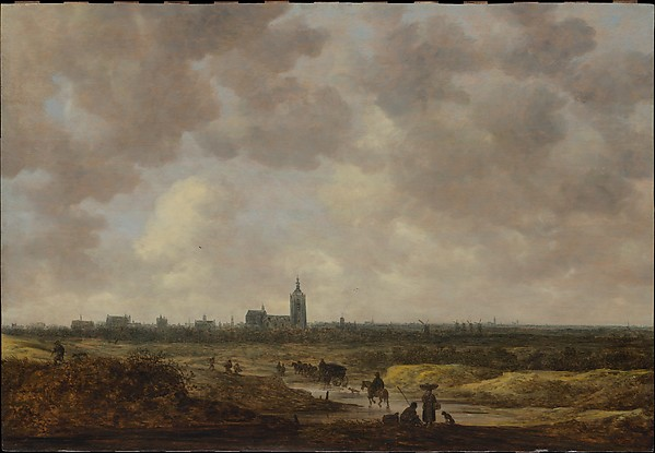 A View of The Hague from the Northwest