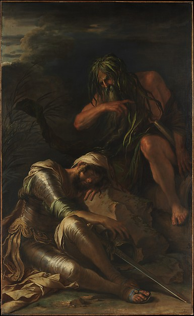 The Dream of Aeneas