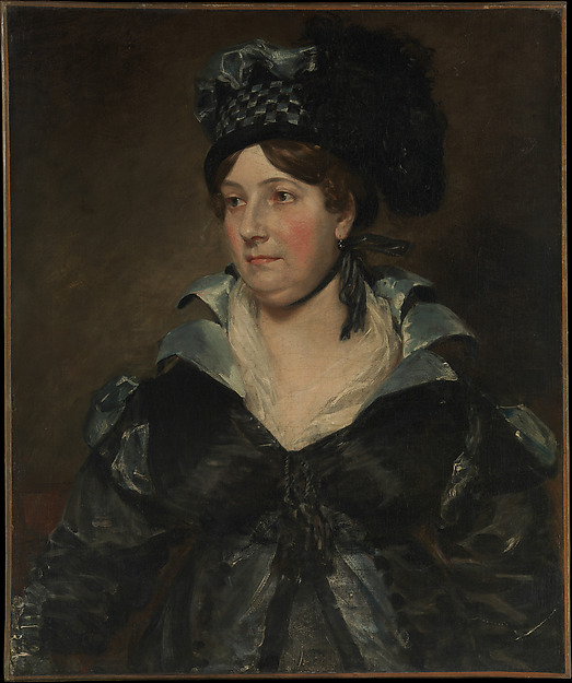 Mrs. James Pulham Sr. (Frances Amys, ca. 1766–1856)