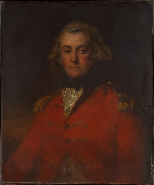Major Thomas Pechell (1753–1826)