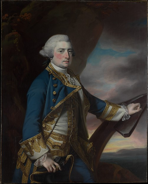 Admiral Harry Paulet (1719/201794), Sixth Duke of Bolton