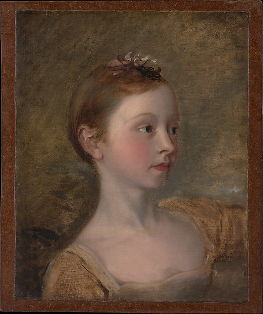 The Painter's Daughter Mary (1750–1826)