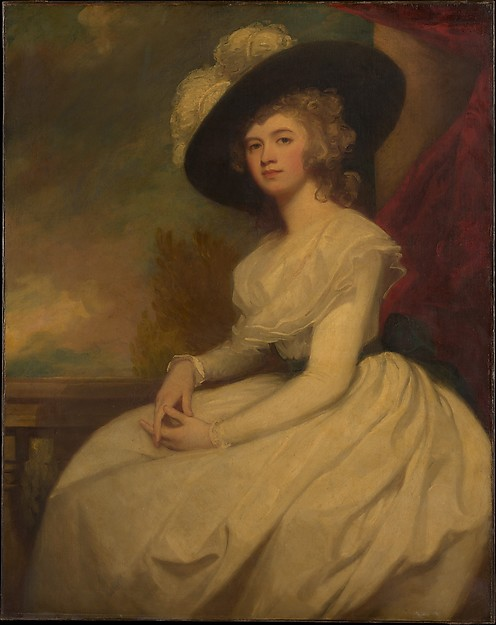 Mrs. Bryan Cooke (Frances Puleston, 1765–1818)