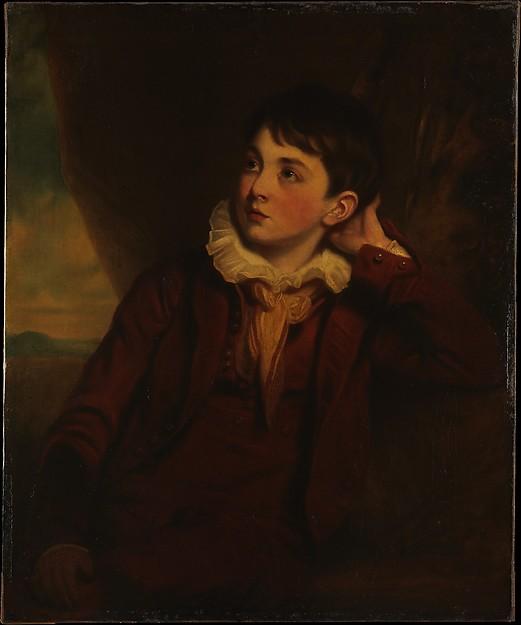 William Archer Shee (1810–1899), the Artist's Son