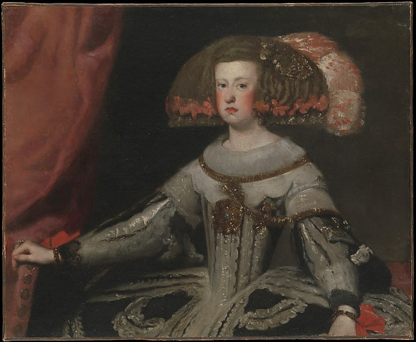 Mariana of Austria (1634–1696), Queen of Spain