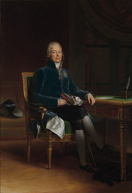 Charles Maurice de Talleyrand Prigord (17541838), Prince de Bnvent