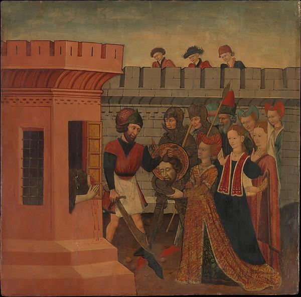 The Beheading of Saint John the Baptist