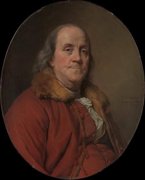Benjamin Franklin (1706–1790)