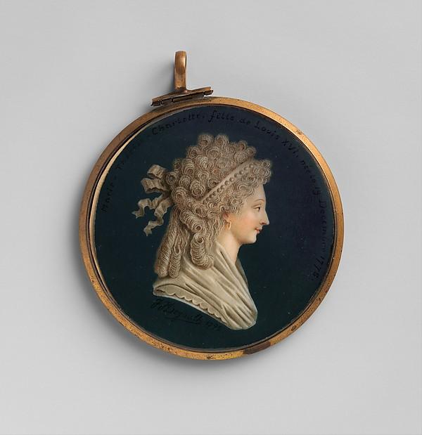 Marie-Thérèse-Charlotte (1778–1851), Daughter of Louis XVI
