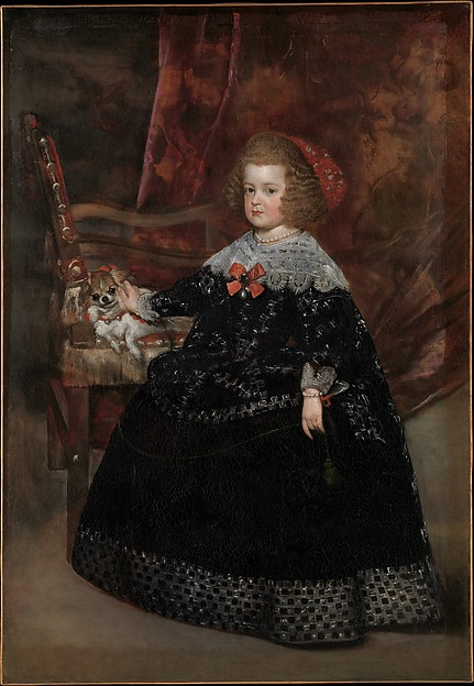 María Teresa (1638–1683), Infanta of Spain