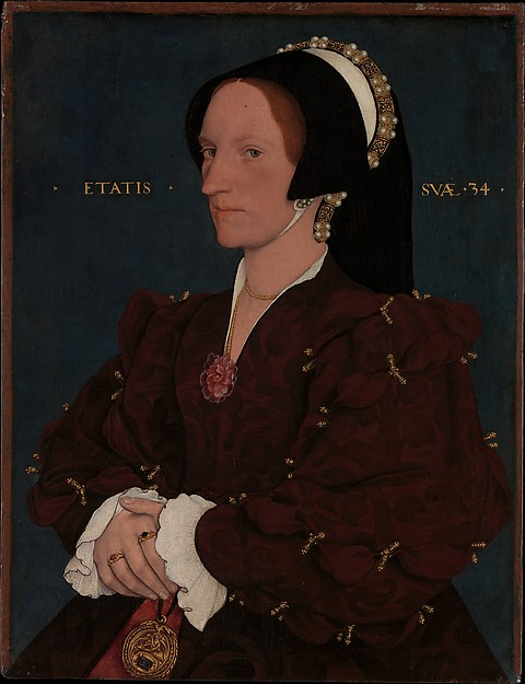 Lady Lee (Margaret Wyatt, born about 1509)