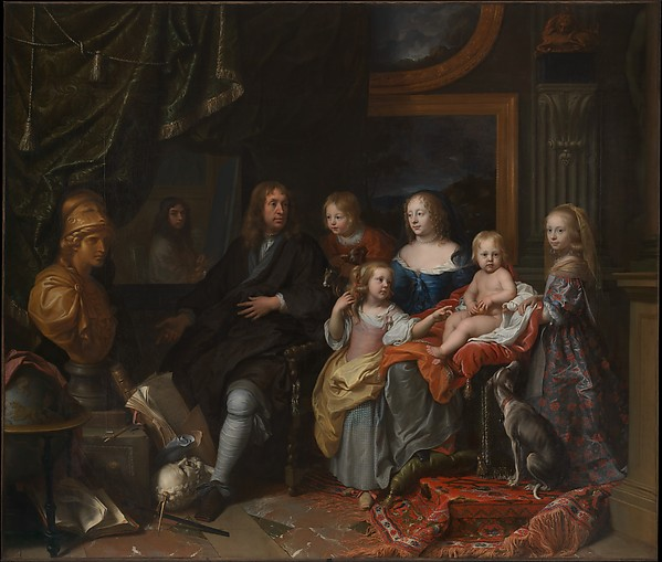 Everhard Jabach (1618–1695) and His Family