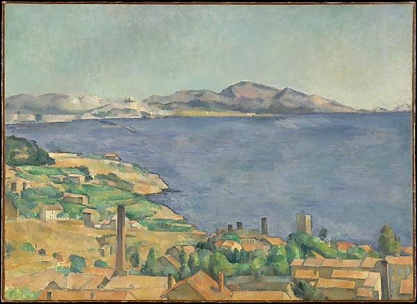 The Gulf of Marseilles Seen from L'Estaque