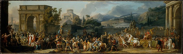 The Triumph of Aemilius Paulus