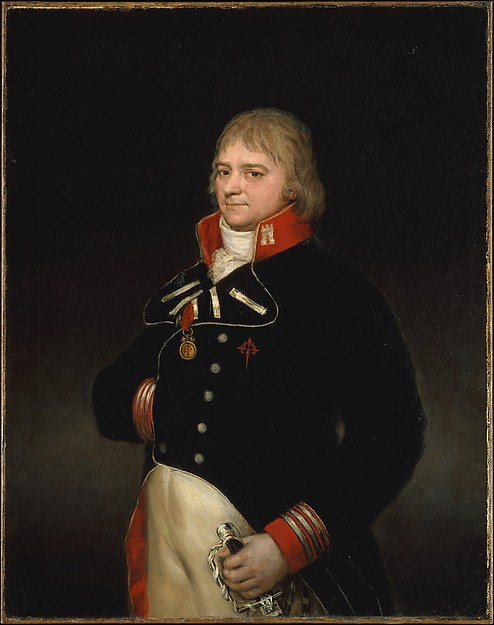 Ignacio Garcini y Queralt (17521825), Brigadier of Engineers