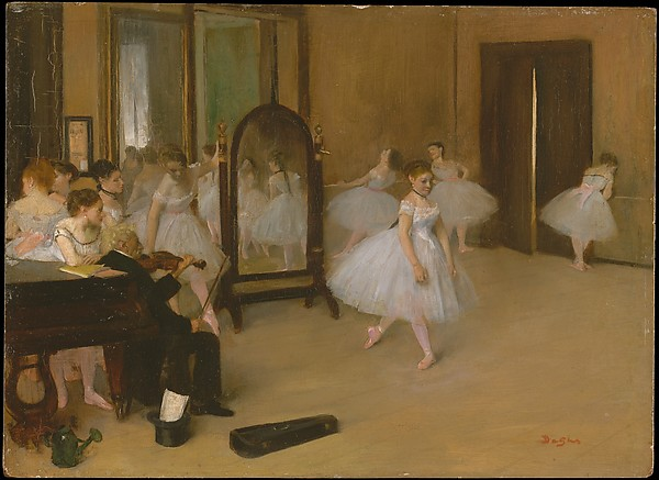 The Dancing Class