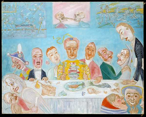 The Banquet of the Starved