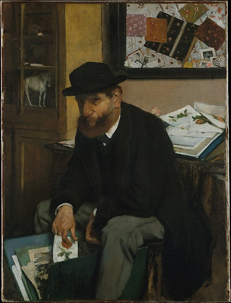 The Collector of Prints