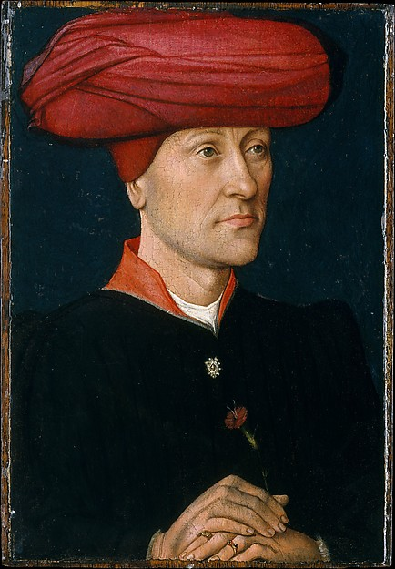 Portrait of a Man in a Turban