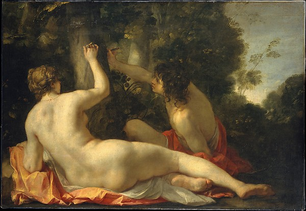 Angelica and Medoro