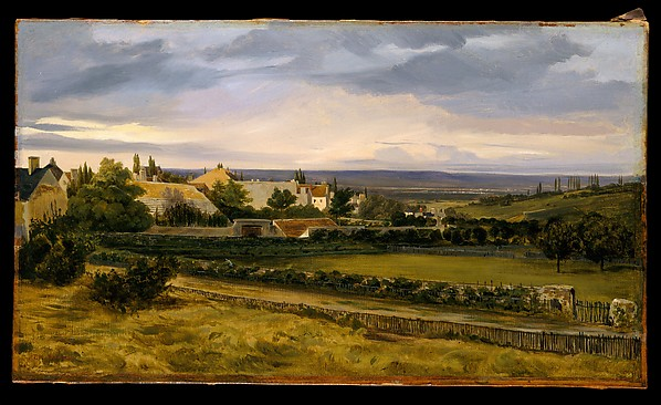 A Village in a Valley