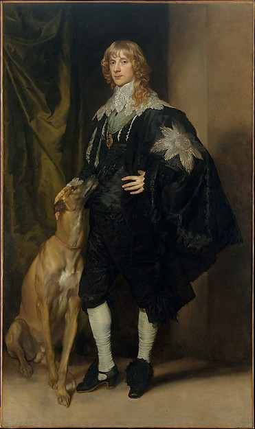 James Stuart (16121655), Duke of Richmond and Lennox