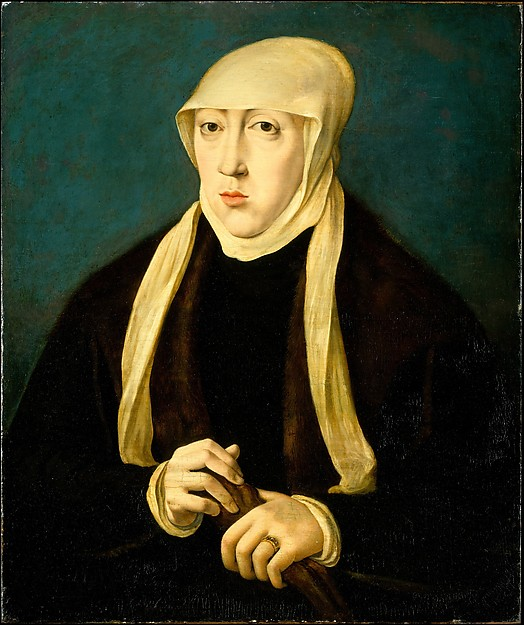 Mary (1505–1558), Queen of Hungary