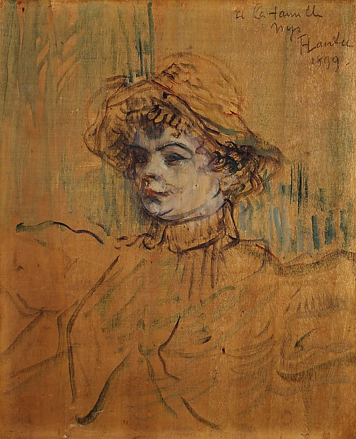 Mademoiselle Nys