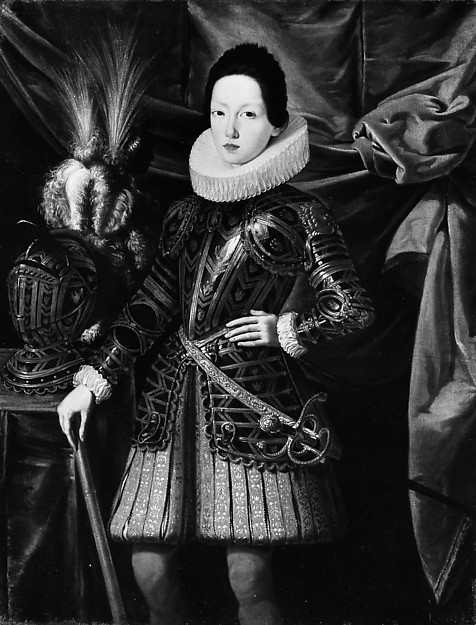 Ferdinando II de' Medici (1610–1670) as a Boy