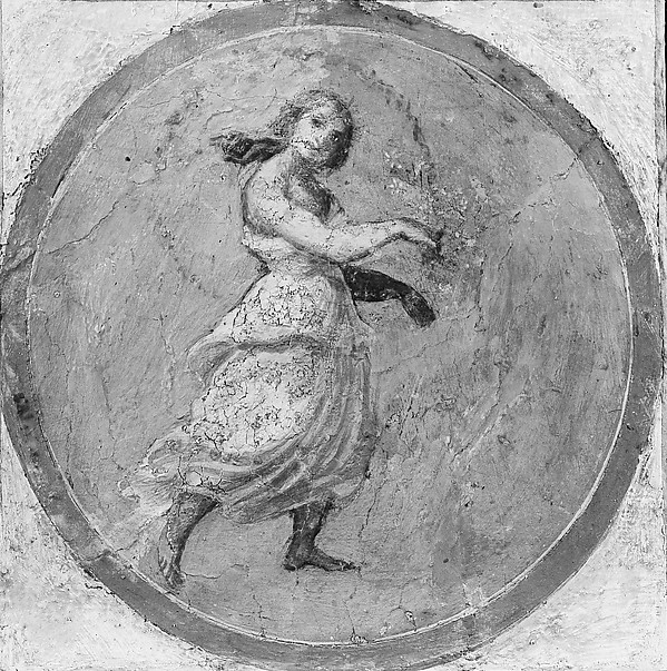 Frescoes from the Villa Stati-Mattei