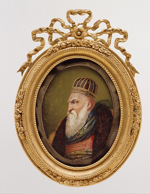 Ali Pasha (born about 1741, died 1822)