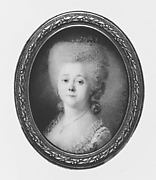 Portrait of a Woman, Said to Be Princess Apraxine