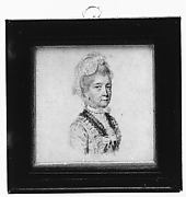 Portrait of a Woman, Said to Be Lady Dering