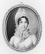 Portrait of a Woman, Said to Be Madame Récamier (1777–1849)