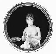 Madame Jean-Baptiste Isabey (Jeanne Laurice de Salienne, died 1829)