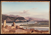 View in the Rhône Valley
