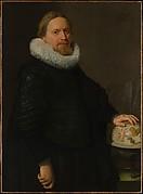 Man with a Celestial Globe