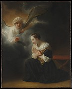 The Annunciation of the Death of the Virgin