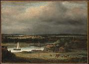 Wide River Landscape