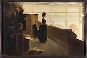The Organ Rehearsal