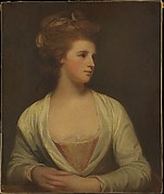 Portrait of a Woman, Said to Be Emily Bertie Pott (died 1782)