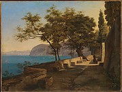 Terrace of the Capuchin Garden, Sorrento