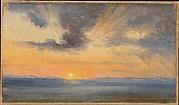 Sunset, Sorrento