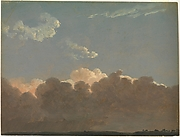 Cloud Study (Distant Storm)