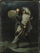 Study for &quot;Young and His Daughter&quot;