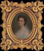 Portrait of a Woman (Marianna Panciatichi, marchesa Paolucci delle Roncole, 1835–1919, or her sister-in-law, Beatrice Ferrari-Corbelli di Reggio, contessa di Lucciano)